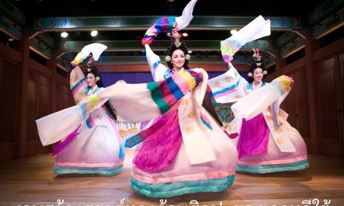 งานสร้างสรรค์ทางด้านศิลปะของเกาหลีใต้